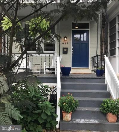 639 Hamilton Street NW, Washington, DC 20011 - #: 1009277870