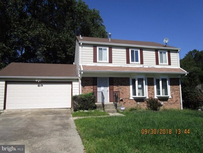 1884 Iverson Street, Temple Hills, MD 20748 - MLS#: 1009293978