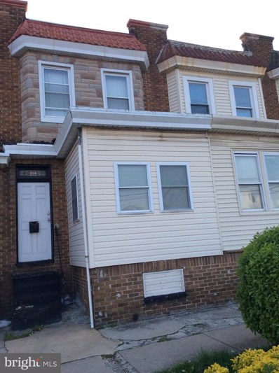 314 Franklintown Road, Baltimore, MD 21223 - MLS#: 1009337516