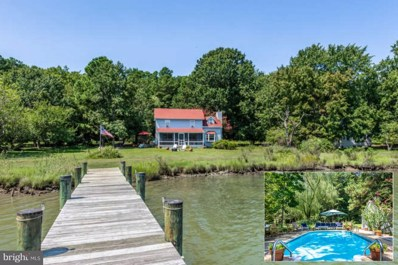 22741 Marshall Lane, Wittman, MD 21676 - MLS#: 1009560336