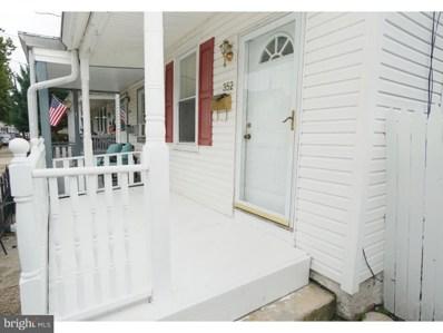 352 Washington Street, Bristol, PA 19007 - MLS#: 1009568054
