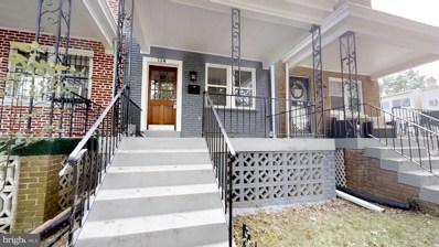 734 Hamilton Street NW, Washington, DC 20011 - #: 1009569370