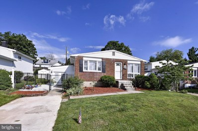 16 Arkla Court, Baltimore, MD 21228 - #: 1009592844