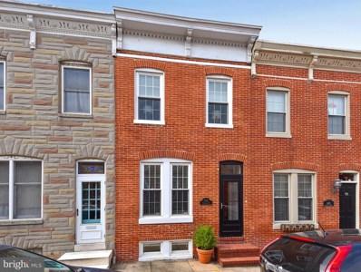 1412 Patapsco Street, Baltimore, MD 21230 - #: 1009665436