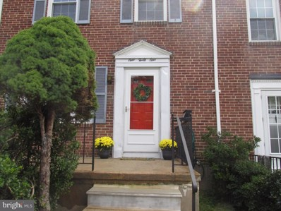 141 Stevenson, Baltimore, MD 21212 - #: 1009666900