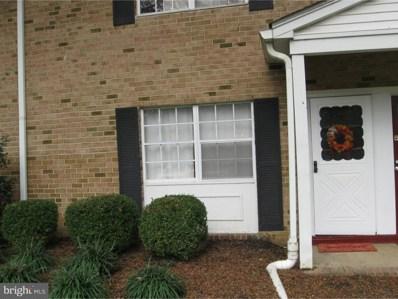 47-19 Garden View Terrace UNIT 19, East Windsor Twp, NJ 08520 - MLS#: 1009675012