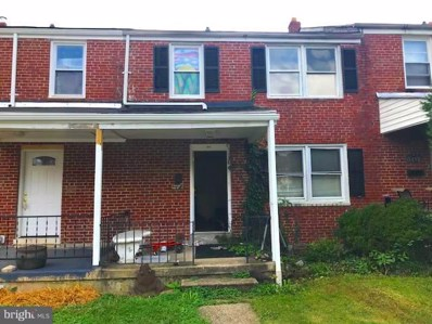 1015 Reverdy Road, Baltimore, MD 21212 - MLS#: 1009675416