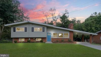 6007 Rayburn Drive, Temple Hills, MD 20748 - MLS#: 1009689744