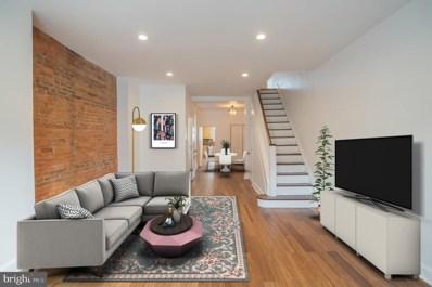 827 N 28TH Street, Philadelphia, PA 19130 - MLS#: 1009715192