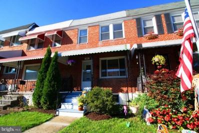 4414 Newport Avenue, Baltimore, MD 21211 - MLS#: 1009729366