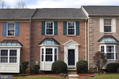 440 Oakton Way, Abingdon, MD 21009 - MLS#: 1009776956