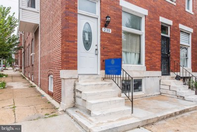 235 N Kenwood Avenue, Baltimore, MD 21224 - MLS#: 1009778812