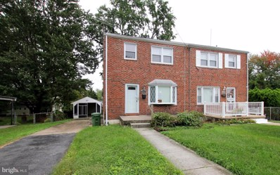6815 Fairdel Avenue, Baltimore, MD 21234 - MLS#: 1009831486
