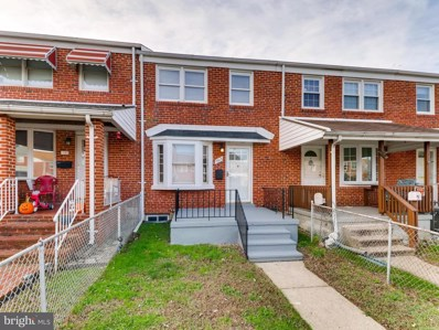 7915 Kavanagh Road, Baltimore, MD 21222 - #: 1009907190
