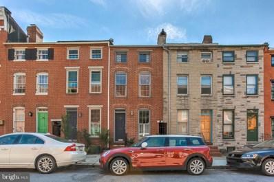 35 E Henrietta Street, Baltimore, MD 21230 - MLS#: 1009907518