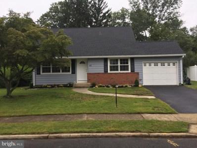 62 Mark Twain Drive, Hamilton Township, NJ 08690 - MLS#: 1009907794