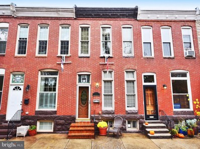 1741 Covington Street, Baltimore, MD 21230 - #: 1009907948