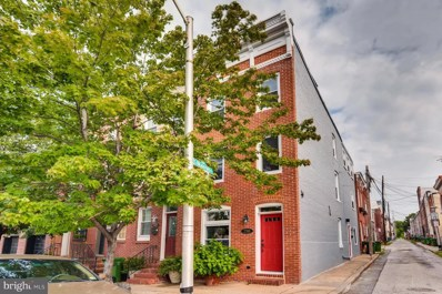 2310 Foster Avenue, Baltimore, MD 21224 - #: 1009908000