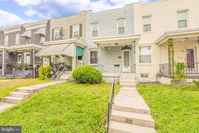 822 W 32ND Street, Baltimore, MD 21211 - #: 1009908164