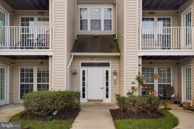 8702 Natures Trail Court UNIT 302, Odenton, MD 21113 - MLS#: 1009908258