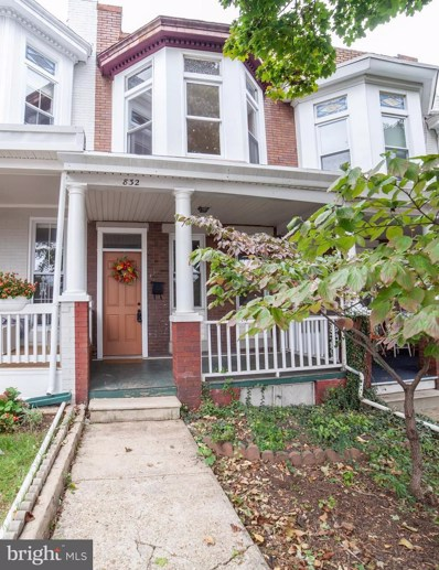 832-W. 37TH Street, Baltimore, MD 21211 - MLS#: 1009908308