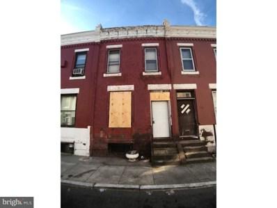 3028 Fontain Street, Philadelphia, PA 19121 - #: 1009908392
