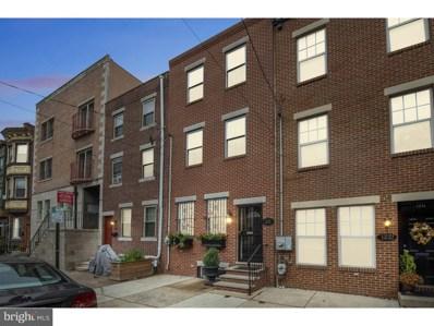1223 Christian Street, Philadelphia, PA 19147 - #: 1009908418