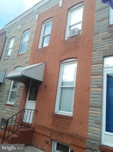 1444 Reynolds Street, Baltimore, MD 21230 - MLS#: 1009908610