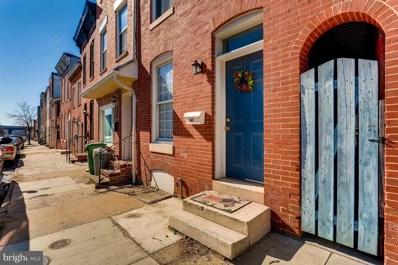 1716 Light Street, Baltimore, MD 21230 - #: 1009908652