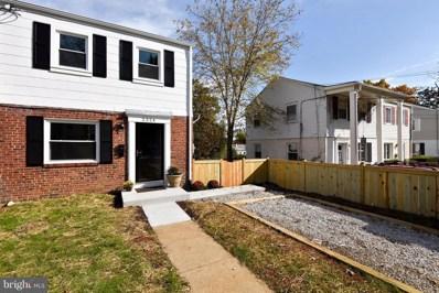 2324 Riverview Terrace, Alexandria, VA 22303 - MLS#: 1009909212