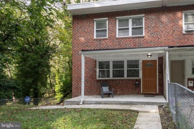 4104 Westchester Road, Baltimore, MD 21216 - #: 1009909582