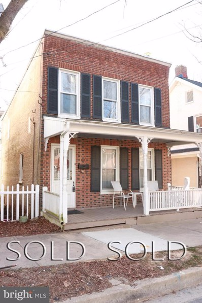 107 Liberty Street, Westminster, MD 21157 - #: 1009909990