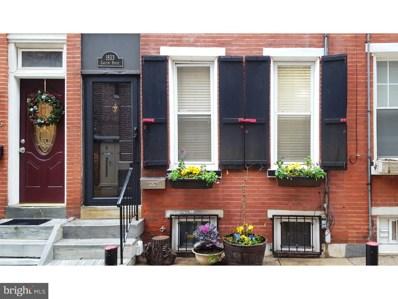 1833 Carlton Street, Philadelphia, PA 19103 - #: 1009910040