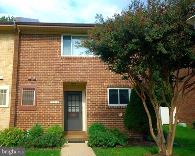 3218 Glen Eagles Drive UNIT 109-K, Silver Spring, MD 20906 - MLS#: 1009910116