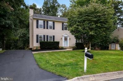 19513 Ridge Heights Drive, Gaithersburg, MD 20879 - #: 1009910312