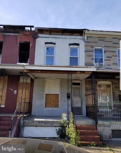 1504 Popland Street, Baltimore, MD 21226 - #: 1009910346