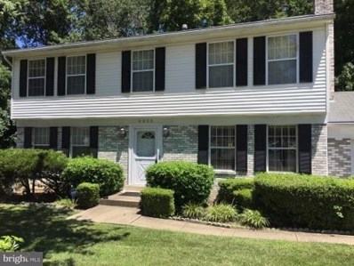 6853 Southfield Road, Fort Washington, MD 20744 - MLS#: 1009910584