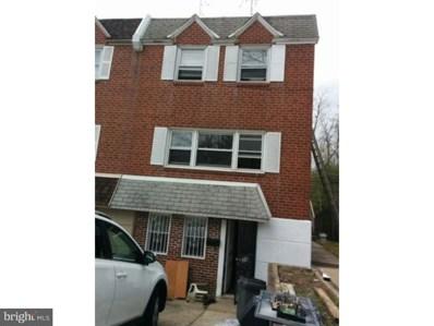7518 Valley Avenue, Philadelphia, PA 19128 - #: 1009910624