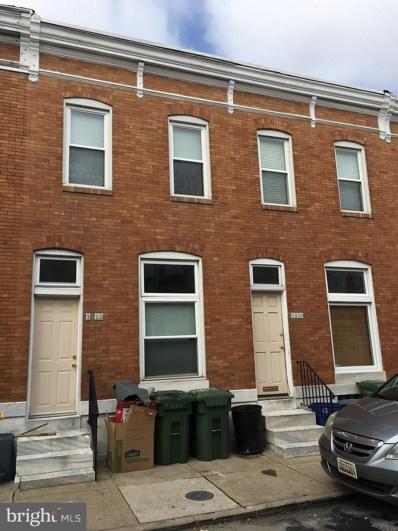 1310\/1312-  Glyndon Avenue, Baltimore, MD 21223 - #: 1009910678