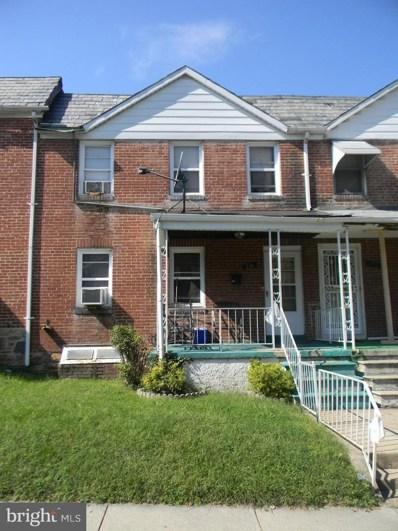 214 N Culver Street, Baltimore, MD 21229 - MLS#: 1009910686