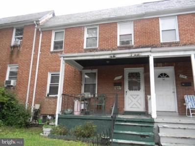 222 N Culver Street, Baltimore, MD 21229 - #: 1009910720