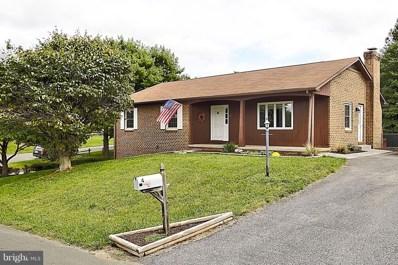 4 Richmond Road, Front Royal, VA 22630 - #: 1009911108