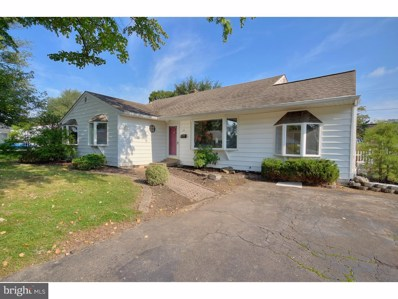 715 Cypress Road, Warminster, PA 18974 - MLS#: 1009911202