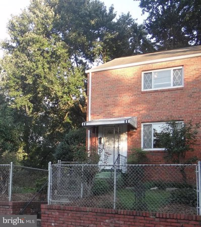5503 62ND Avenue, Riverdale, MD 20737 - MLS#: 1009911720