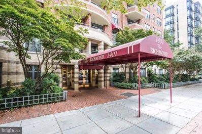 1401 17TH Street NW UNIT 712, Washington, DC 20036 - MLS#: 1009911952