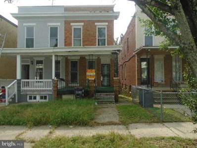 3415 Mondawmin Avenue, Baltimore, MD 21216 - MLS#: 1009912144