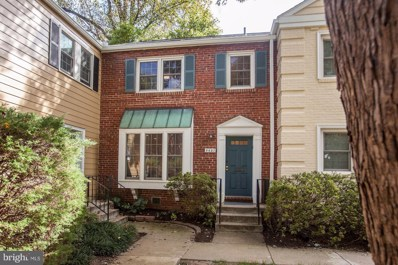 6657 Fairfax Road UNIT 96, Chevy Chase, MD 20815 - MLS#: 1009912238