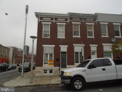 2810 Jefferson Street, Baltimore, MD 21205 - #: 1009912246