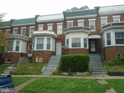 2520 Garrett Avenue, Baltimore, MD 21218 - #: 1009912450