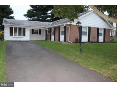 19 Peartree Lane, Willingboro, NJ 08046 - MLS#: 1009912676